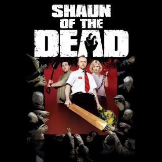 Shaun of the Dead HDX Digital Code - Vudu