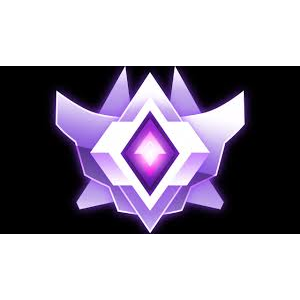 I will carry from plat to diamond