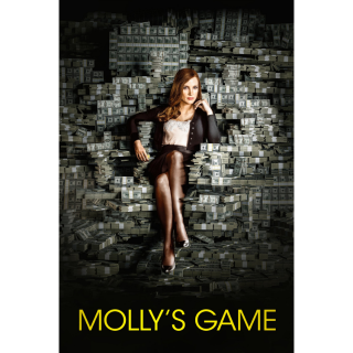 Molly's Game ITUNES ONLY