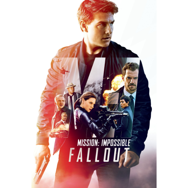 Mission: Impossible - Fallout VUDU MOVIES ANYWHERE