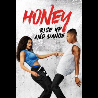 Honey: Rise Up and Dance VUDU MOVIES ANYWHERE