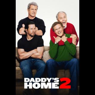 Daddy's Home 2 VUDU MOVIES ANYWHERE