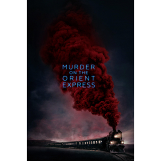 Murder on the Orient Express VUDU MOVIES ANYWHERE