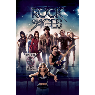 Rock of Ages VUDU MOVIES ANYWHERE