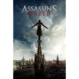 Assassin's Creed VUDU MOVIES ANYWHERE