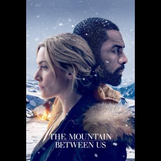 The Mountain Between Us VUDU MOVIES ANYWHERE