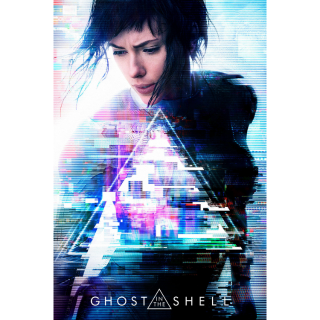 Ghost in the Shell VUDU MOVIES ANYWHERE