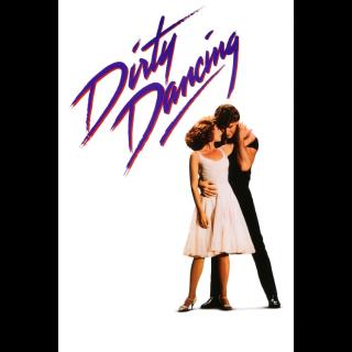 Dirty Dancing VUDU MOVIES ANYWHERE