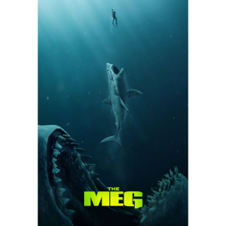 The Meg VUDU MOVIES ANYWHERE