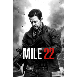 MILE 22 ITUNES ONLY