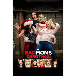 A Bad Moms Christmas ITUNES ONLY