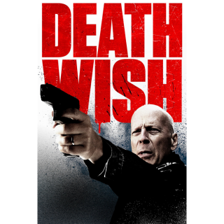 Death Wish VUDU MOVIES ANYWHERE