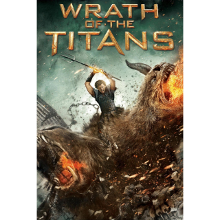 Wrath of the Titans VUDU MOVIES ANYWHERE