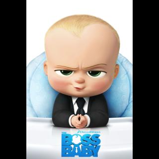 The Boss Baby VUDU MOVIES ANYWHERE