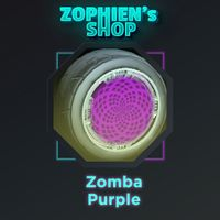 Zomba Purple | [Dirt Cheap]