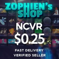 NCVR 10x | [Dirt Cheap]