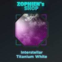 Interstellar Titanium White | [Dirt Cheap]