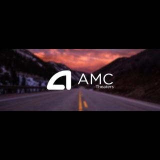 $50.00 AMC Giftcard