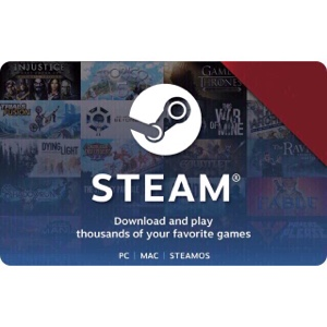 $57.00 Steam Gift Card GLOBAL(€50) (Instant delivery)