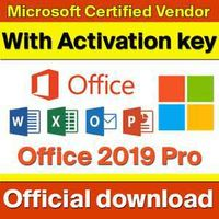 Office 2019 Pro Plus 32/64 Bit