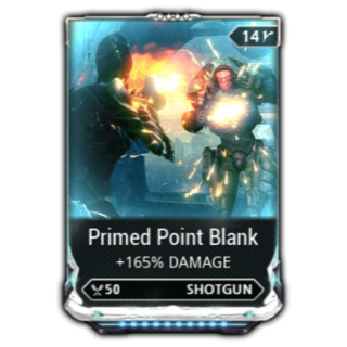 Prime | Primed Point Blank