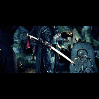 Weapon | Nikana Prime