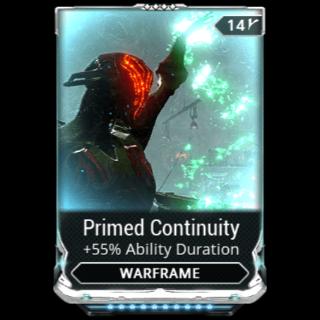 Prime | Primed Continuity