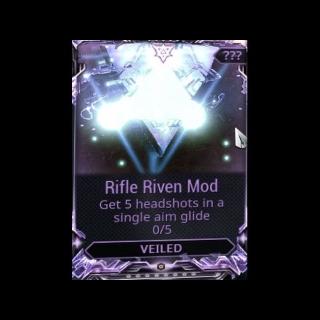 Mod | 6xRiven Mod Rifle