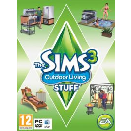 The Sims 3 Outdoor Living Stuff Key Origin GLOBAL