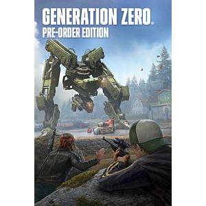 Generation Zero - Early Access - Steam Instant