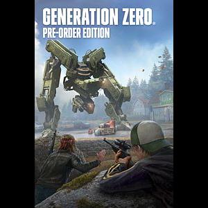 Generation Zero - Xbox One Instant