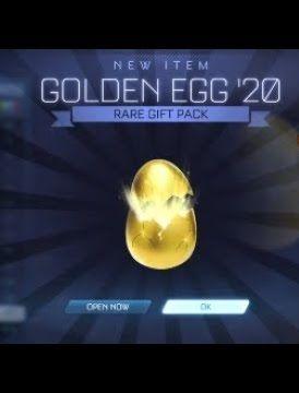 Golden Egg 2020 x1