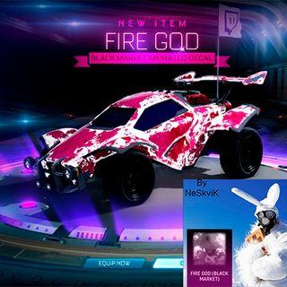 Fire God