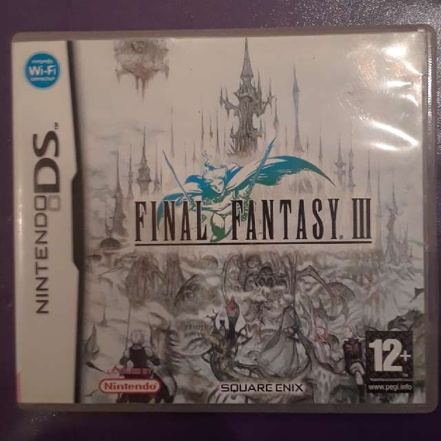 final fantasy ds games