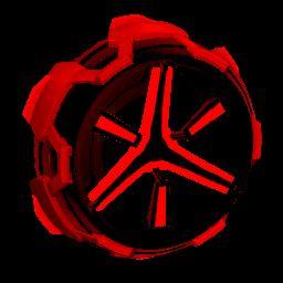 Metalwork: Inverted | Crimson