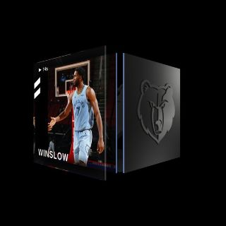 JUSTISE WINSLOW #11603/12000 LE