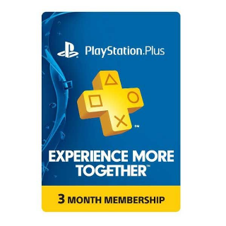 PlayStation Plus 3 Month (Digital Delivery) ✔✔