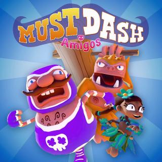 Must Dash Amigos - Steam Global
