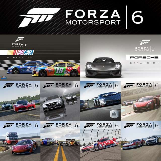 Forza Motorsport 6 Complete Add-ons Collection