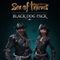 Sea Of Thieves Black Dog Pack DLC (XBOX ONE/WINDOWS 10)
