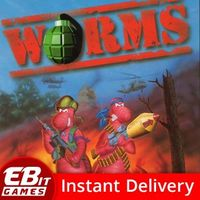 Worms | Instant & Automatic Delivery | PC Steam Key