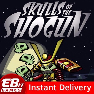 Skulls of the Shogun | Instant & Automatic Delivery | PC Steam Key