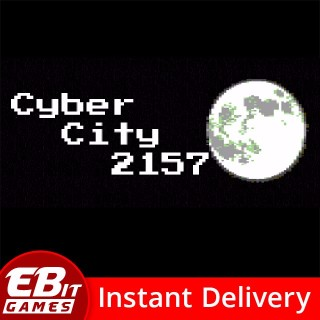 Cyber City 2157: The Visual Novel | Instant & Automatic Delivery | PC Steam Key