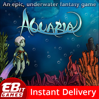 Aquaria | Instant & Automatic Delivery | PC Steam Key