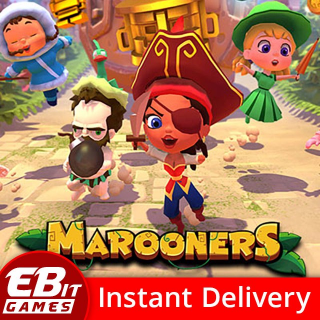 Marooners | Instant & Automatic Delivery | PC Steam Key