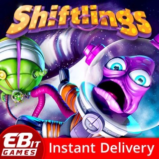Shiftlings | Instant & Automatic Delivery | PC Steam Key