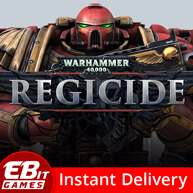 Warhammer 40,000: Regicide | Instant & Automatic Delivery | PC Steam Key
