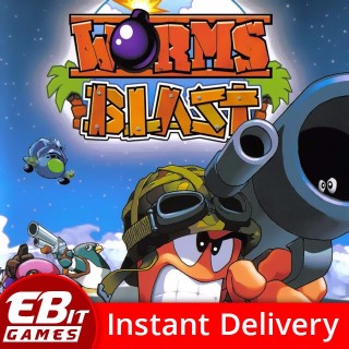 Worms Blast | Instant & Automatic Delivery | PC Steam Key