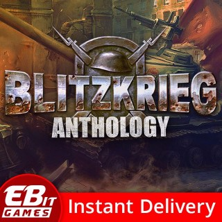 Blitzkrieg Anthology | Instant & Automatic Delivery | PC Steam Key