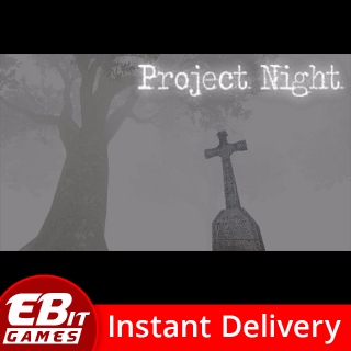 Project Night | Instant & Automatic Delivery | PC Steam Key | (no longer available on Steam store)